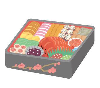 豪華おせち1万円でおつりがきました!