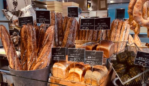 九品仏『コムン』に行ってみた!世界一・大澤シェフのおすすめパンをご紹介