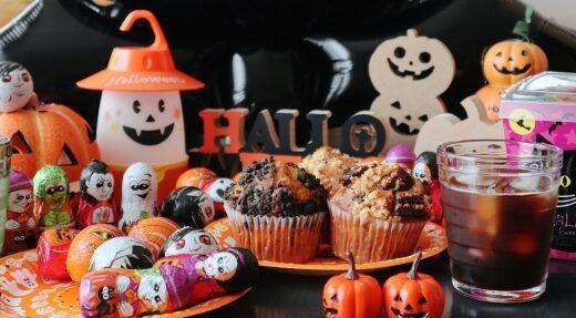 【ハロウィン2021】食べるのがもったいない!ハロウィンのかわいいお菓子3選!